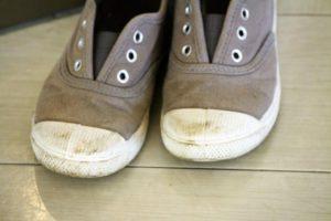 足臭い対処法