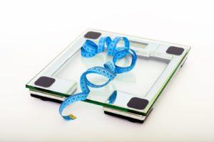 ダイエット体重計食事